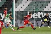 Betis - Granada: Billete europeo casi conseguido (2-1)