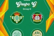Bayer Leverkusen, Celtic y Ferencvaros, rivales del Real Betis en Europa League