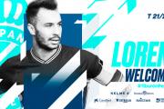 Oficial: Loren se marcha cedido al Espanyol