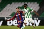 2-3: Un buen Betis no pudo parar la remontada que desató Messi