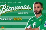 El Betis anuncia el fichaje de Pezzella