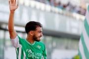 Lara lidera la victoria del Betis Deportivo (1-0) ante el UCAM