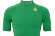 El Betis estrenará camiseta ante el Barcelona