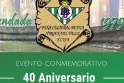 Malestar en la Peña Bética de Écija por la ausencia de jugadores del Betis en el 40 aniversario