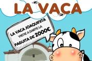 Este viernes se presenta el cartel de la Caca de la Vaca Joaquinita