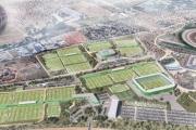 El Betis presenta su nueva ciudad deportiva, que será una de las más grandes de Europa