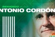 Oficial: Antonio Cordón, nuevo director general deportivo del Betis