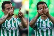 Mensajes de unión en el Real Betis