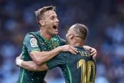 El Real Betis recupera la sonrisa (0-1)