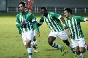 El sanluqueño Manu Morillo le da el primer triunfo al Betis Deportivo