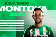 Montoya no entra en la lista del Betis para ir a Getafe por un positivo en coronavirus en su entorno familiar