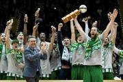 (80-70) El Betis consigue el primer título del baloncesto en Sevilla