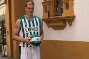 Coosur Real Betis, nueva denominación para el Betis Baloncesto