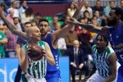 85-72: Desplome en el segundo tiempo y derrota del Coosur Betis en Burgos